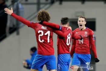 Piala Eropa, Ceko ke putaran final usai bangkit tundukkan Kosovo