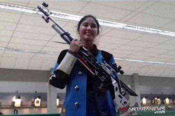 Atlet menembak Bekasi pastikan satu tiket Olimpiade Tokyo 2020