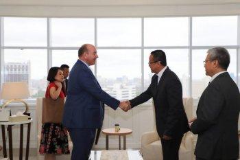Menteri Kelautan dan Perikanan Edhy ajak Dubes Selandia Baru investasi sektor perikanan