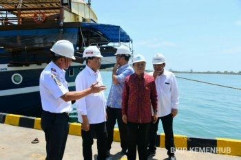 Menhub dukung Bali wujudkan Pelabuhan Benoa yang ramah lingkungan