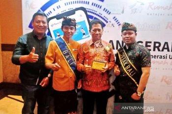 Anugerah Kihajar 2019 jadi kado buat Mangupura