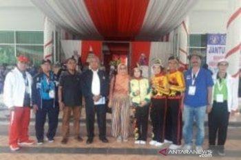 Komisi X DPR- RI tinjau Fornas V di Samarinda