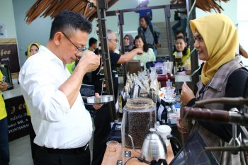 """Fashion Coffee Week"" dorong ekonomi kreatif Pontianak tumbuh"