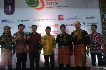 Gubernur buka Festival Media 2019 di Jambi