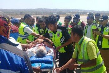 Pesawat mendarat darurat setelah pilot mendadak pusing
