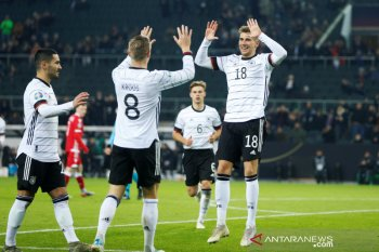 Jerman cukur Belarusia demi lolos dan puncaki Grup C
