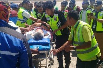 Batik Air mendarat darurat di Kupang