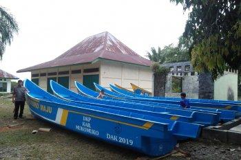 DKP Mukomuko berencana beli perahu untuk nelayan