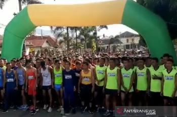 Hadiah Rp130 juta, Run 10K di Aceh Tengah diikuti 2.300 peserta