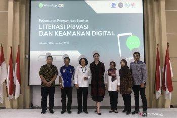 Kominfo-ICT Watch-WA-BSSN luncurkan progam literasi privasi dan keamanan digital