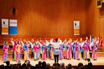 Paduan suara Indonesia raih juara kompetisi tingkat dunia di Warsawa