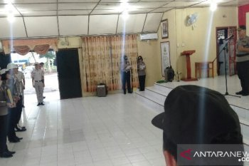 Dua personel Polres Nias dipecat