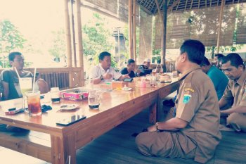 KPP Carita minta Pemda bangun tugu selamat datang