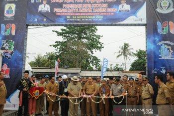 Wakil bupati resmikan dua hajat besar di Kabupaten Lebak