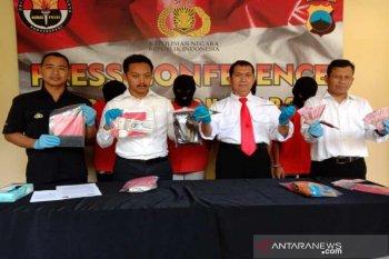 Polisi Wonosobo tahan komplotan pembobol ATM asal Lampung