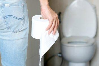 Ini dia ..... bagian toilet yang rawan kuman