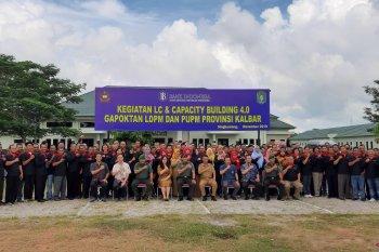 BI perkuat kapasitas kepemimpinan Gapoktan se Kalimantan Barat