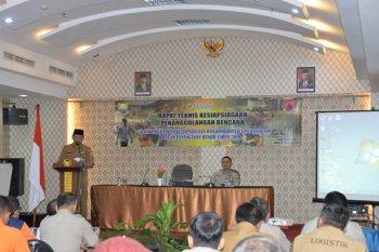 Pemprov Jambi gelar rapat penanggulangan terpadu antisipasi banjir