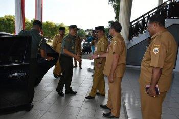 Pangdam Pattimura silaturahim ke Kesultanan Tidore