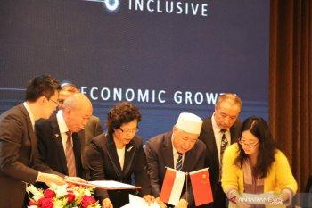 Pengusaha China tanda tangani kontrak impor Rp35,1 triliun dari Indonesia