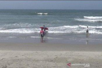 12 Provinsi ikut memeriahkan Lomba surfing festival pesisir 2019