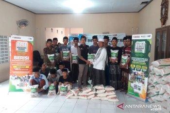 ACT telah salurkan 55 ton beras untuk pesantren prasejahtera