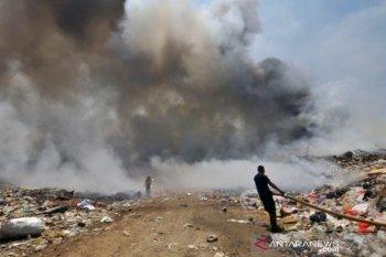 Kebakaran TPA Kawatuna
