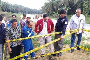 Menurut Polda Riau, Aksi pencurian minyak mentah terjadi di puluhan titik