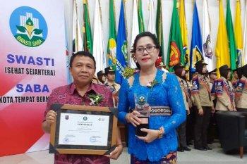 """Singaraja raih penghargaan """"Kota Sehat 2019"""""""
