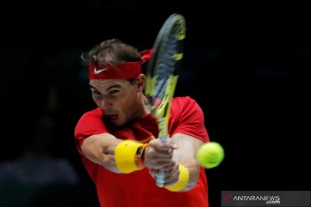 Putaran final Davis Cup kacau akibat mundur dari jadwal