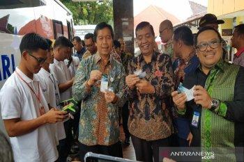 BI Sumut luncurkan Toba Smart Card untuk kawasan Danau Toba