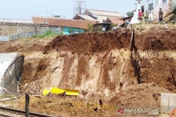 Longsor proyek double track, Polres Bogor akan hadirkan saksi ahli