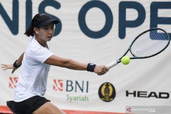 Aldila Sutjiadi melangkah ke final BNI Tenis Open