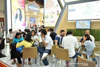 Pengunjung padati pameran properti IPEX 2019 di JCC Senayan