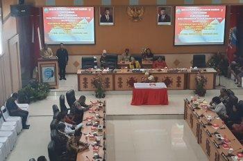 DPRD Kota Ambon setujui Ranperda APBD 2020