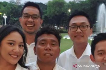 Baru berusia 23 tahun, Putri Tanjung jadi Staf Khusus Presiden