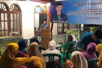 DPRD Banten reses bertemu konstituen di Dapil Pandeglang