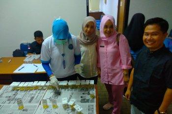 BNN Banten lakukan tes urine Pejabat Pemkot Serang