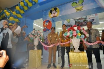 Relauncing Hypermart terdampak tsunami Palu