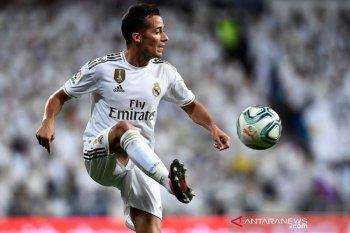 Pemain Real Madrid Vazquez patah jari kaki dalam kecelakaan di gym