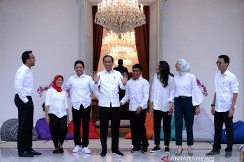"""""""Indonesia Maju"""" di antara profesional dan milenial"""