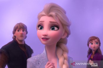 "Film animasi terbaru Disney ""Frozen 2"" lampaui 120 juta dolar AS di ""box office"""