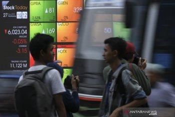 IHSG akhir Minggu ini dibuka melemah terbawa koreksi bursa global