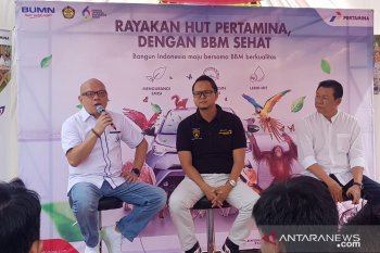 PT Pertamina luncurkan pembayaran non tunai di Cianjur