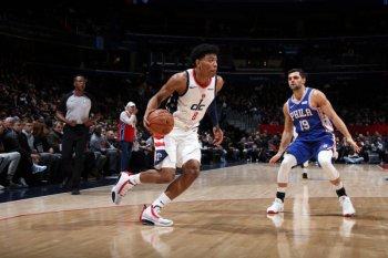 Basket, NBA - Rui Hachimura pimpin Wizards atasi Sixers