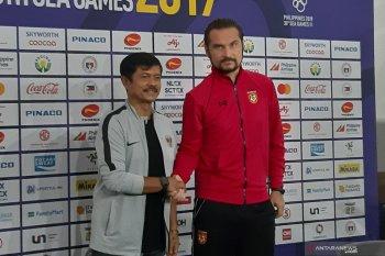 SEA Games 2019: Jelang semifinal, pelatih Myanmar puji penampilan Timnas Indonesia