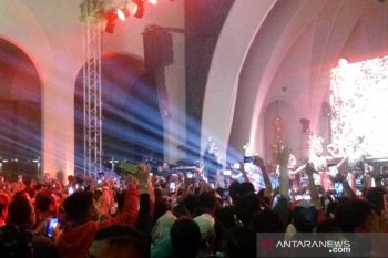 """The Lord of Loro Ati"" , konser serba beda Didi Kempot"