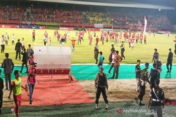 Liga 1: Madura United raih kemenangan 4-1 di kandang Kalteng Putra