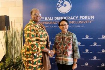 BDF ke-12, RI-Namibia  tingkatkan kerja sama infrastruktur