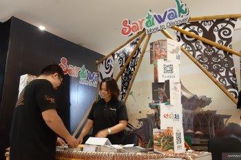 Yuk, saksikan promosi wisata dan rumah sakit Sarawak di Transmart